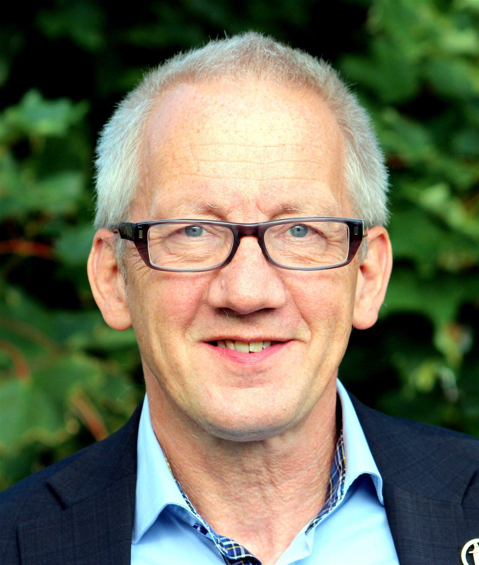 Troed Troedson speaker