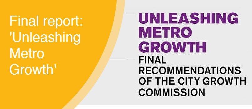 Unleashing Metro Growth - Image via RSA