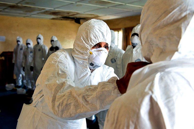 Current Ebola Crisis - Photo by UN - CC BY 2.0