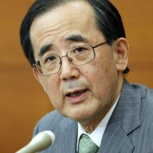 Masaaki Shirakawa Speaker