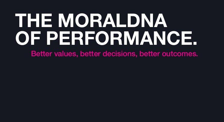 The MoralDNA of Performance