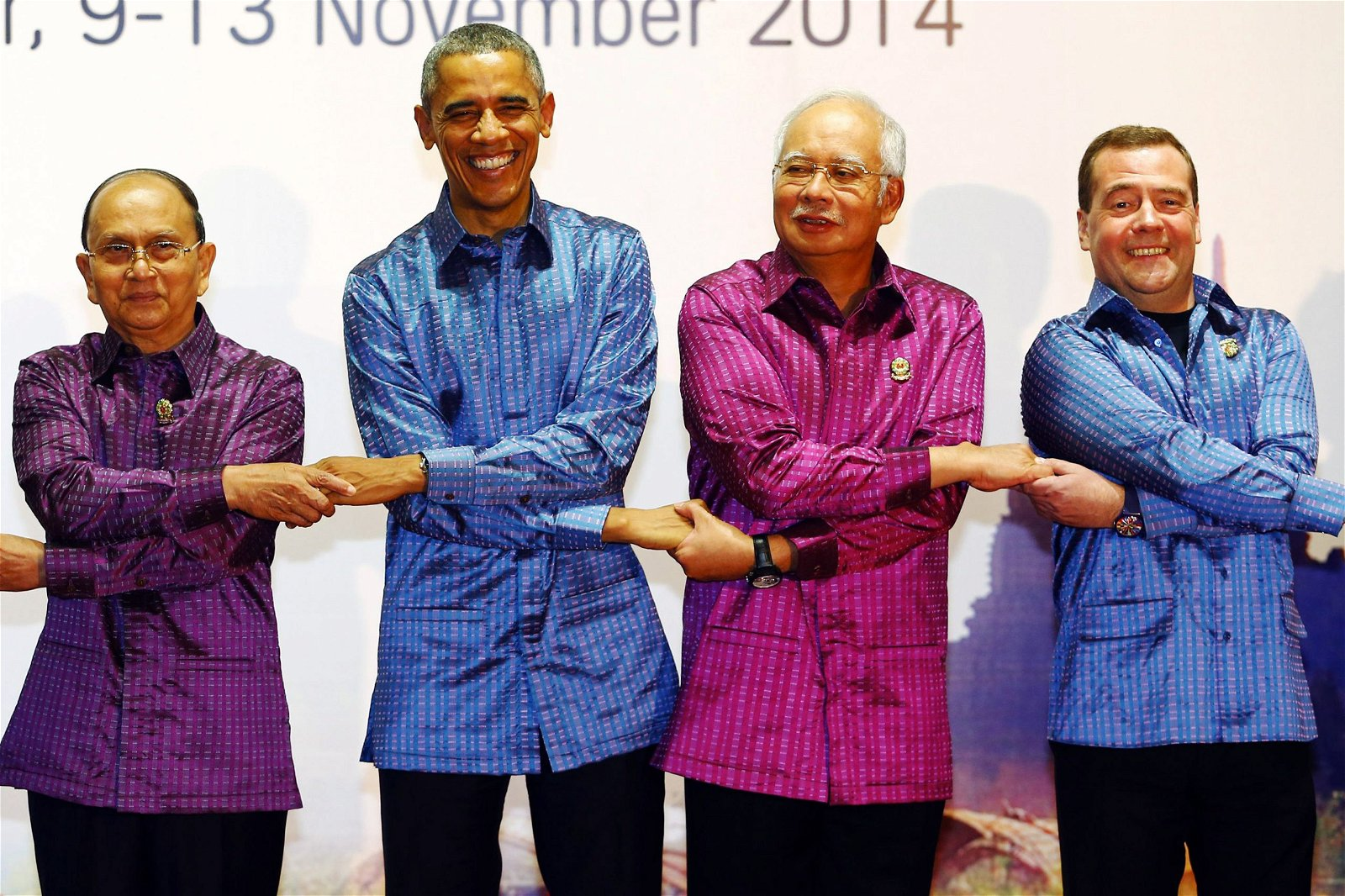 Why Southeast Asia matters to US businesses - Obama meets Thein Sein - Photo via NYPost - CC BY 2.0