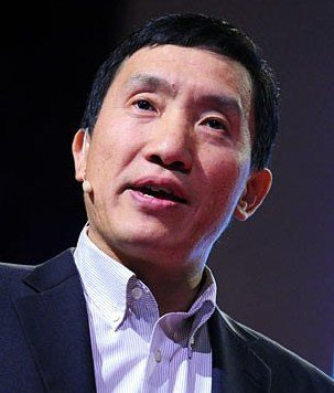 Yasheng Huang speaker - Photo via TED