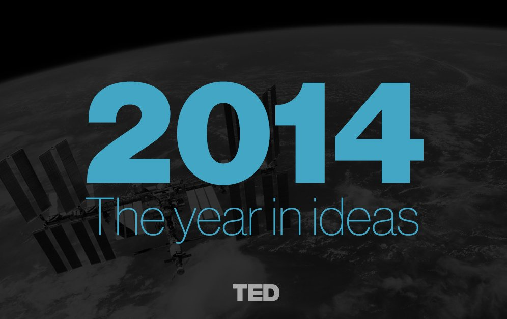 TED The Year in Ideas 2014