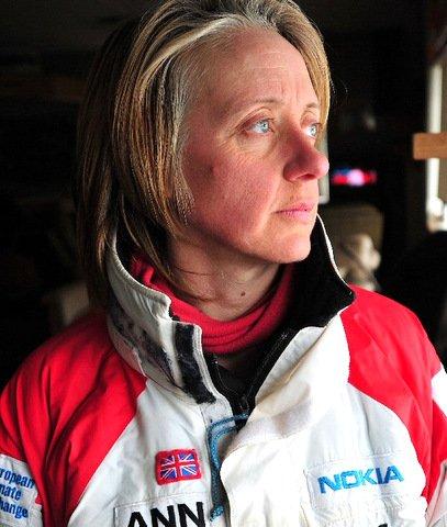 Ann Daniels speaker
