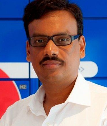 Ramesh Narayanaswamy speaker