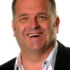 Nev Wilshire Speaker
