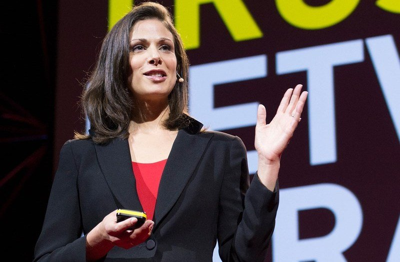 Rachel Botsman - Photo by TED