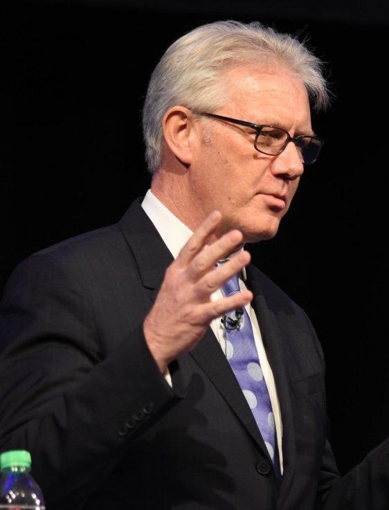 Andrew McMillan Speaker