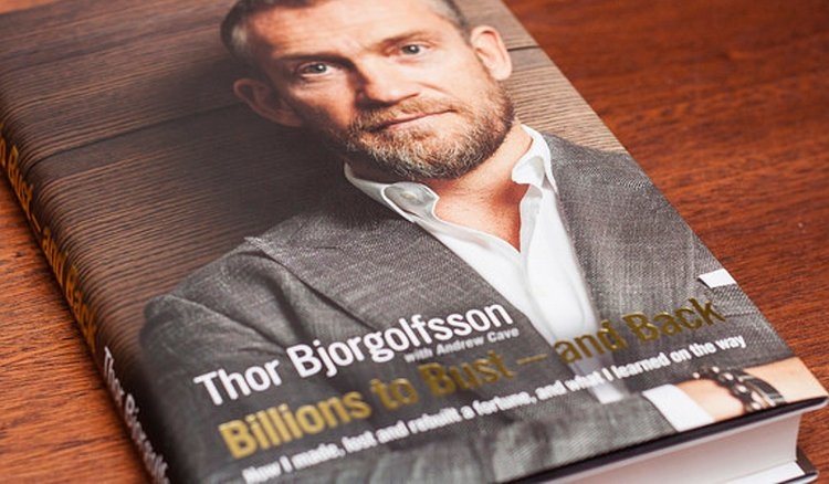 - Investor Thor Bjorgolfsson - Billions to Bust - And Back
