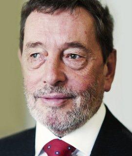 David Blunkett Speaker