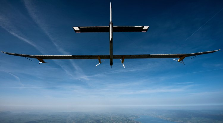 The round-the-world journey of Solar Impulse 2, a solar-powered aircraft, marks a historic moment for