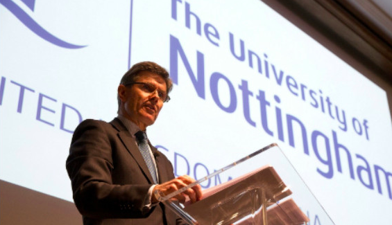 Lecture at Nottingham University | Sir John Sawers on technology and security