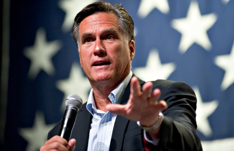 Mitt Romney and Evander Holyfield help raise $1M in charity boxing match