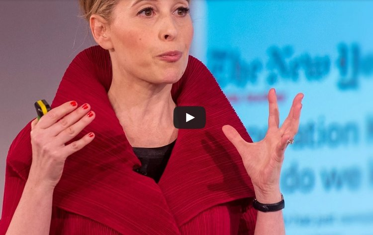 Speaking at at Google Zeitgeist 2015, economist and author Noreena Hertz explores why it's important to understand