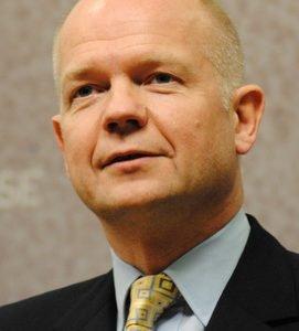 William Hague Speaker