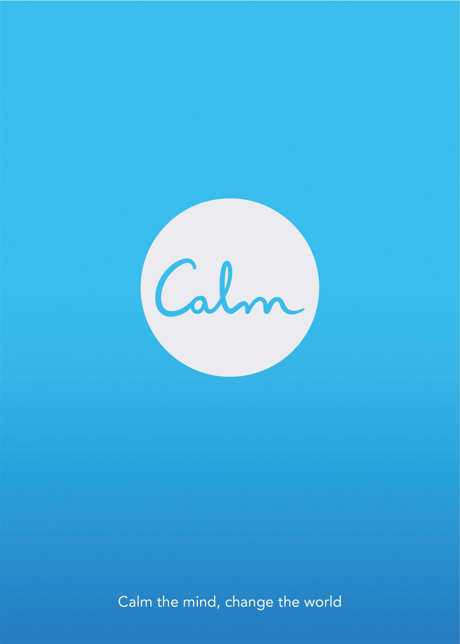 Calm - Michael Acton Smith