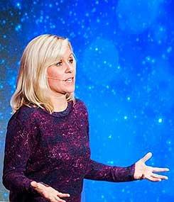 Lucy Hawking keynote speaker