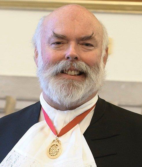 Robert Rogers Speaker