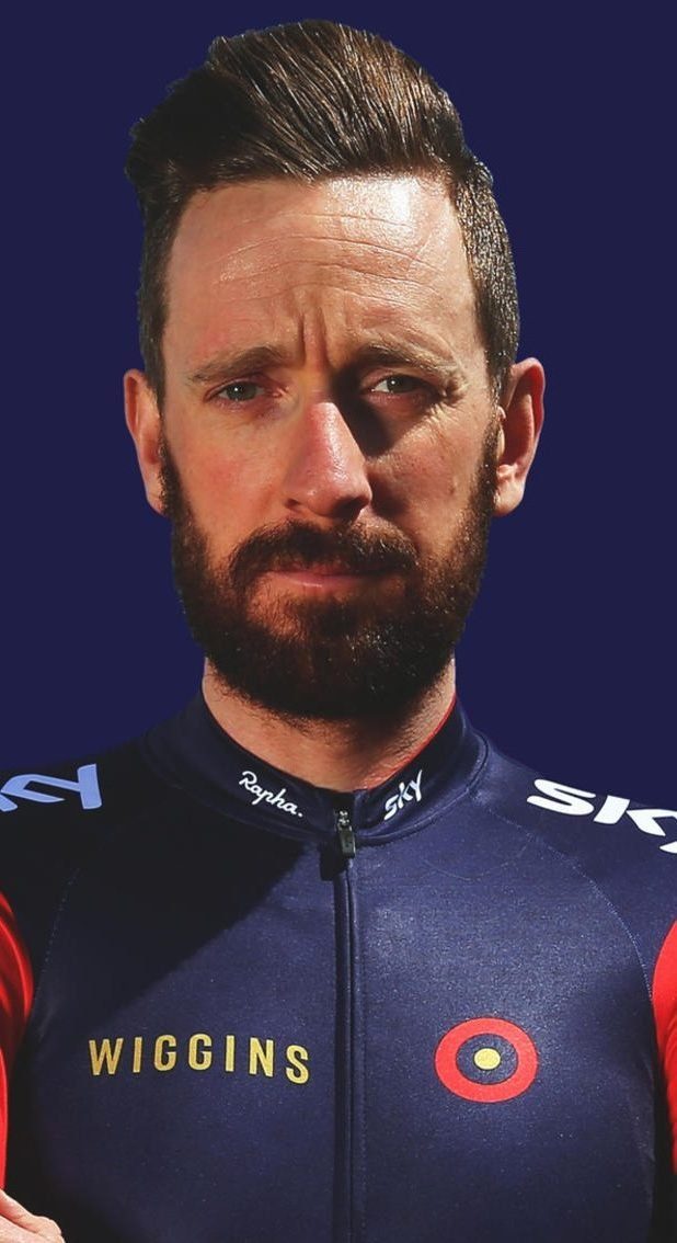Sir Bradley Wiggins CBE