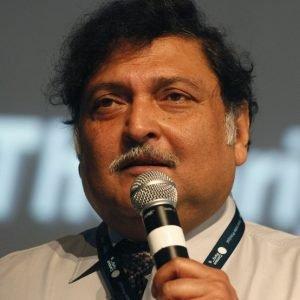 Sugata Mitra Speaker