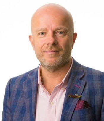 Andrew Thornton Speaker
