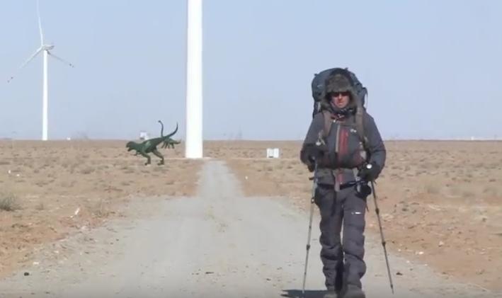 Rob Lilwall, Asia-based Nat Geo Adventurer and Motivational Speaker (Speaking Trailer)