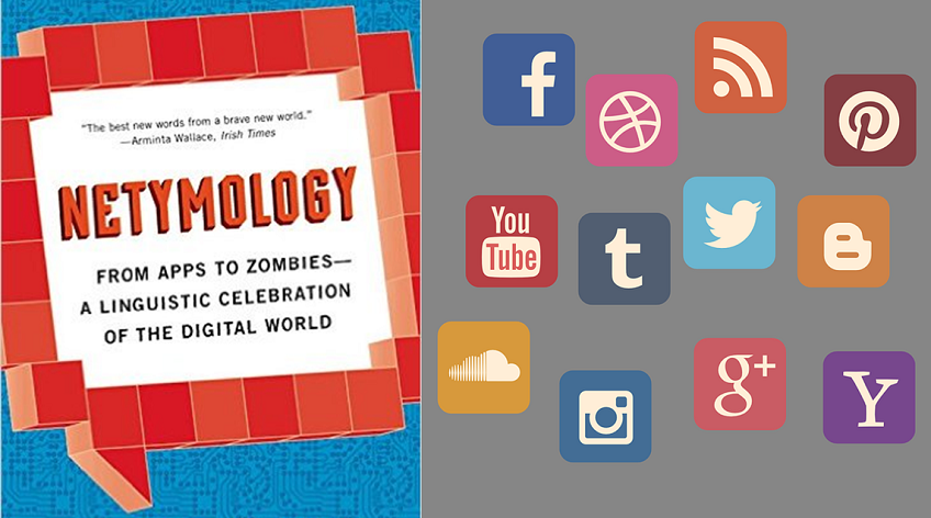 Tom Chatfield on how technology is improving our language and #netymology released today!