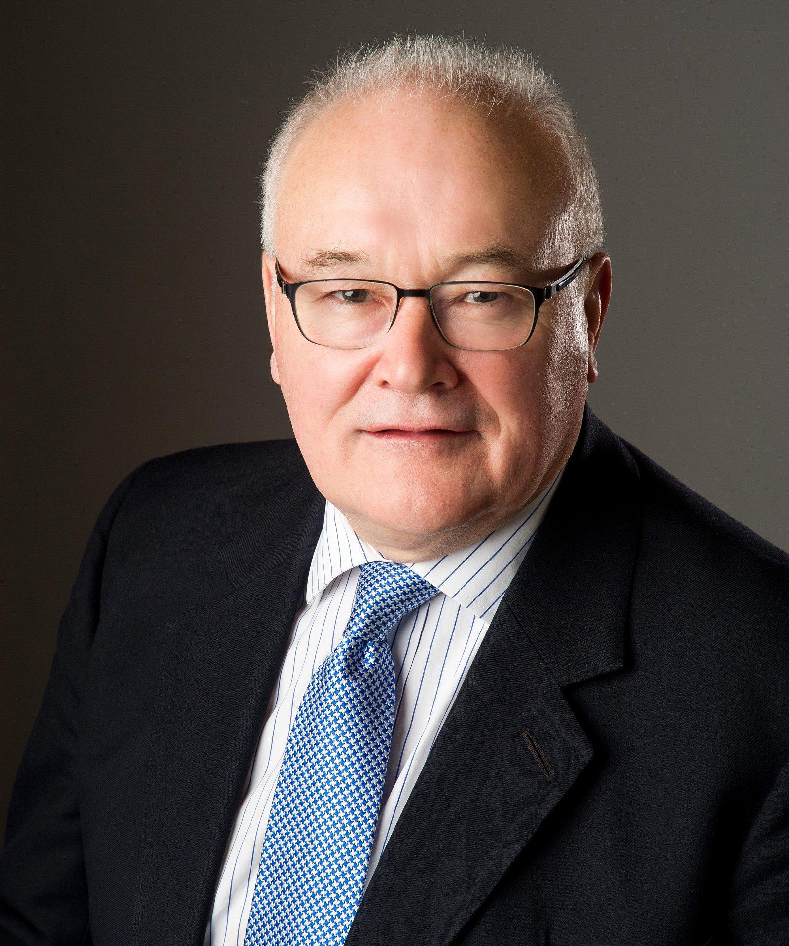 Sir Peter Wall