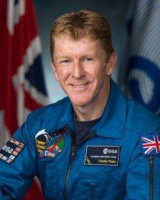 Tim Peake Speaker