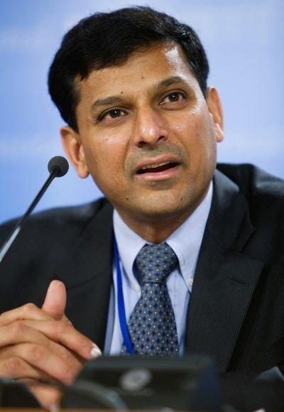 Raghuram Rajan Speaker