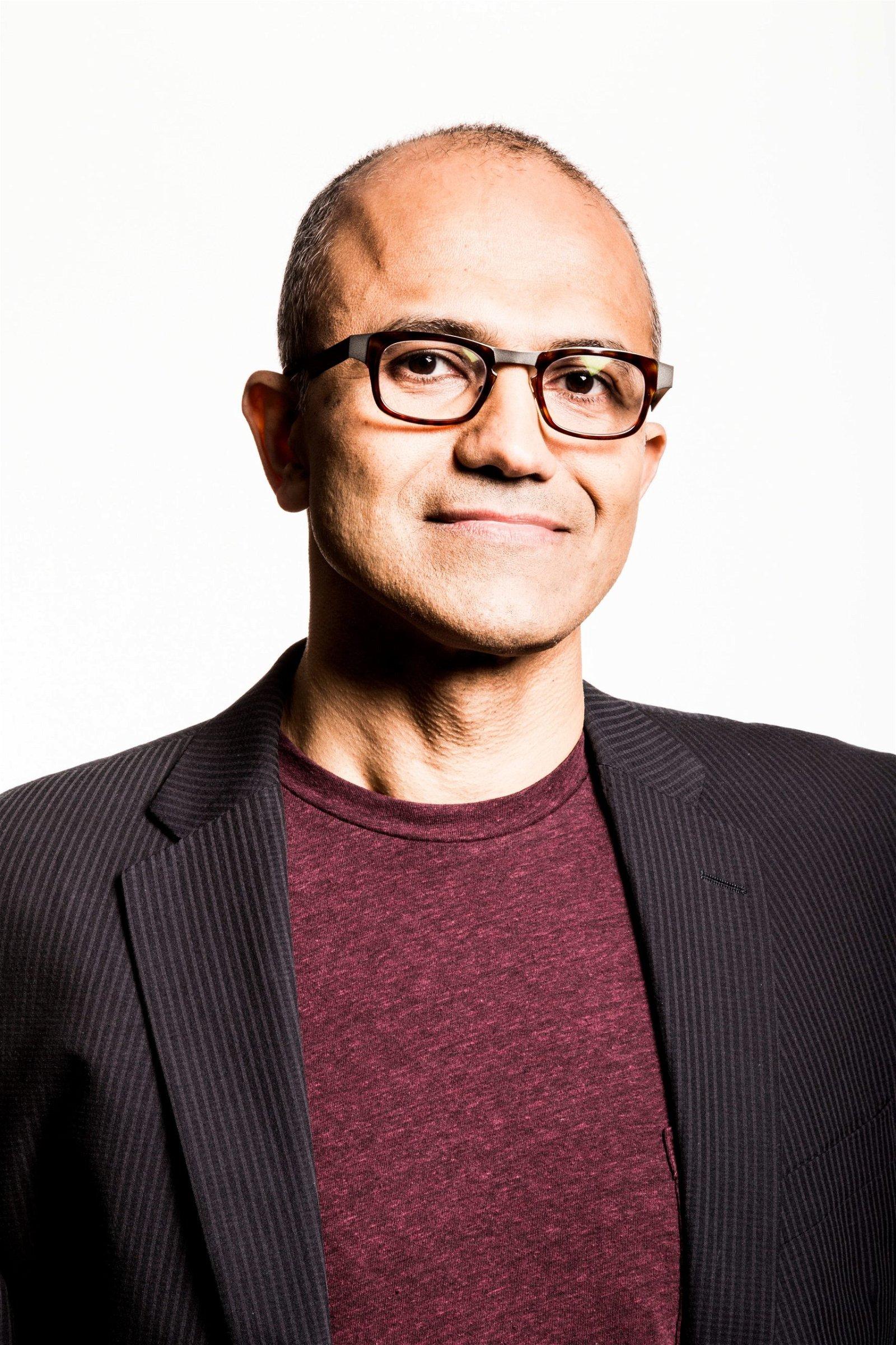Satya Nadella Speaker