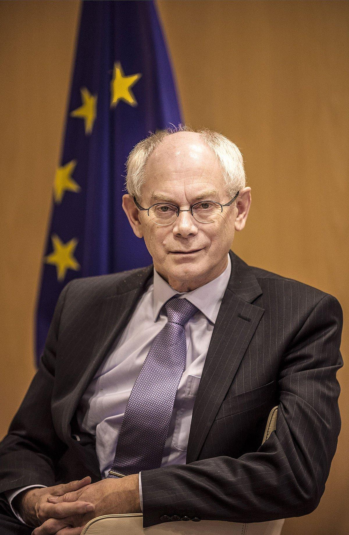Herman Van Rompuy Speaker