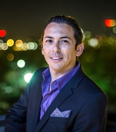 Brian solis in suit