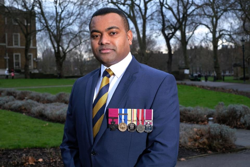 Johnson Beharry Speaker