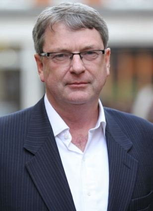 Lynton Crosby in suit
