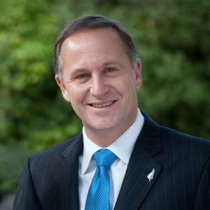 John Key Speaker