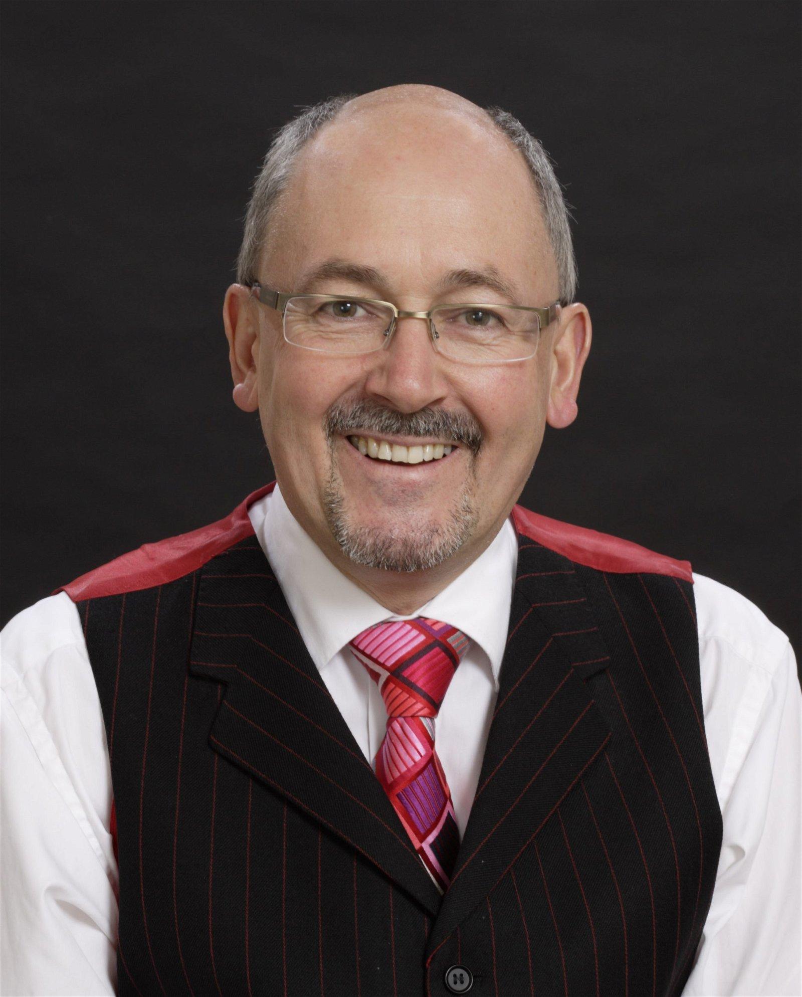 Stephen Carver Speaker