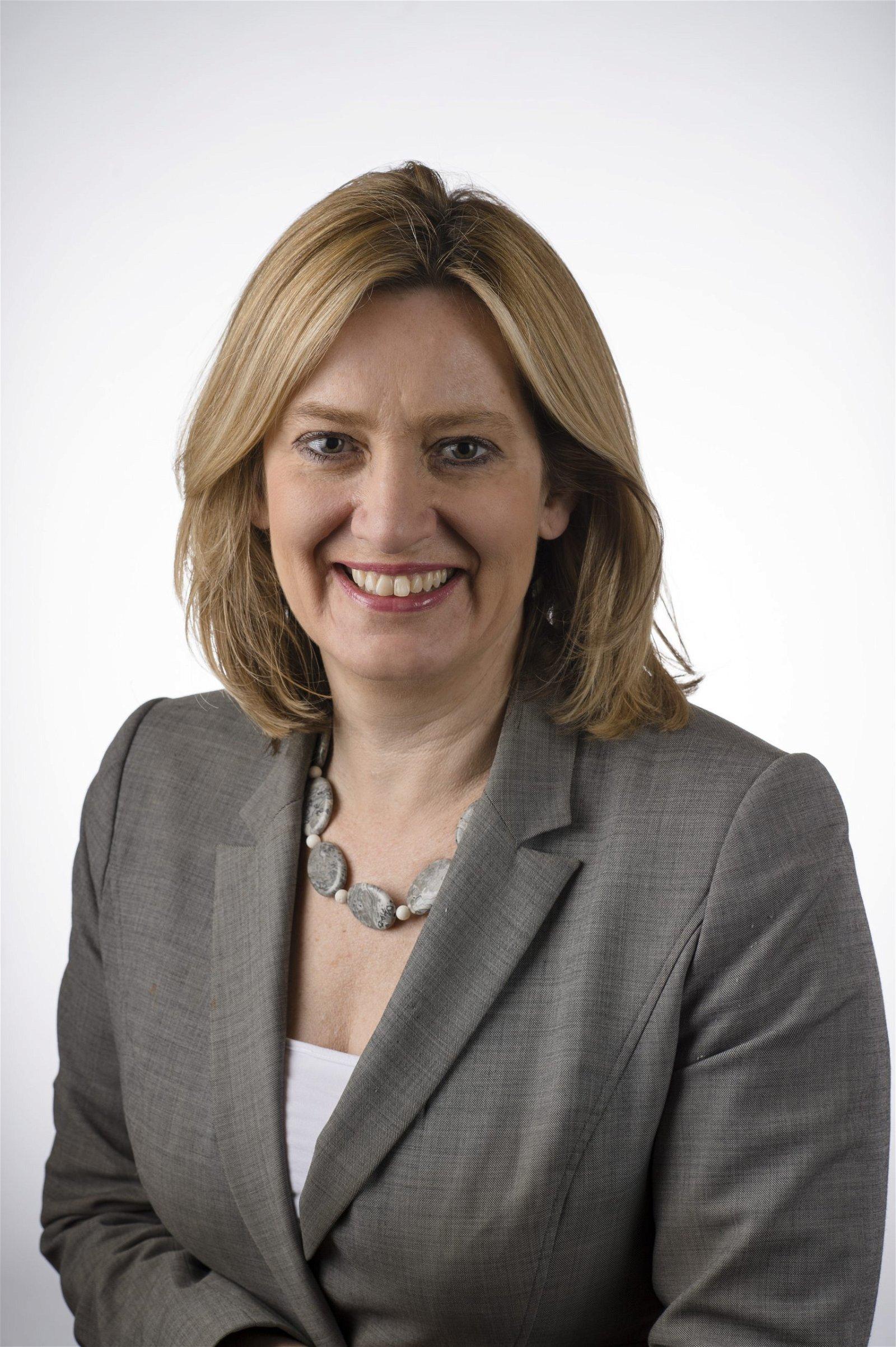 Amber Rudd Speaker