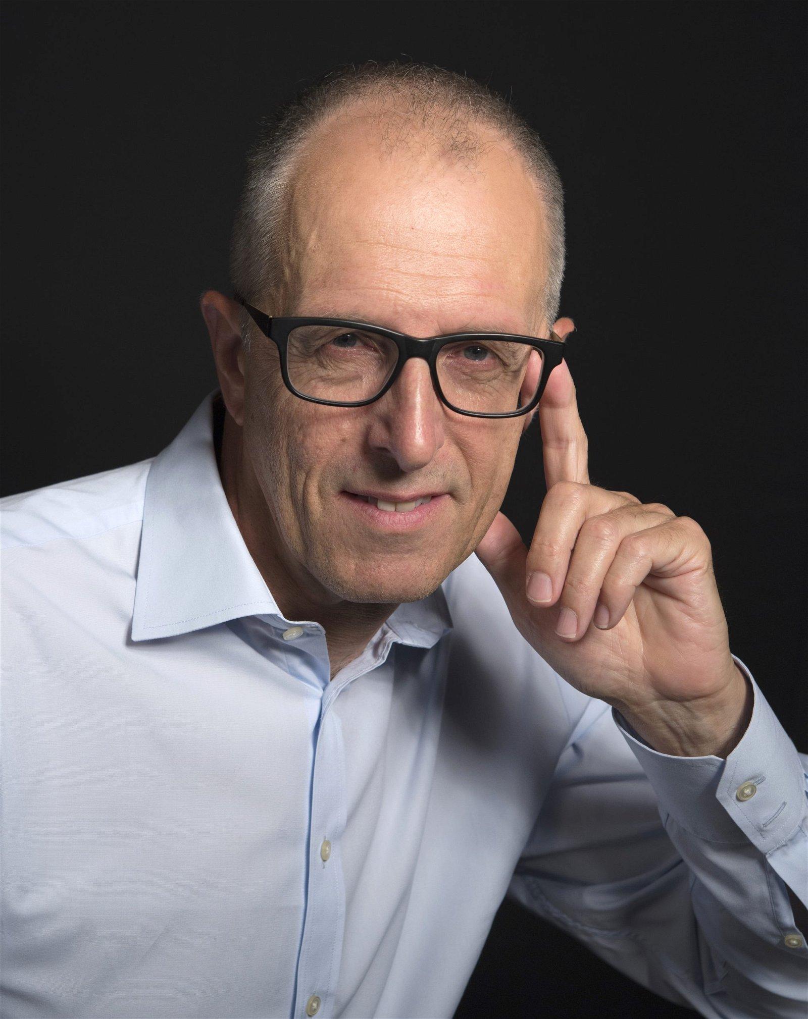 Philip Augar Speaker