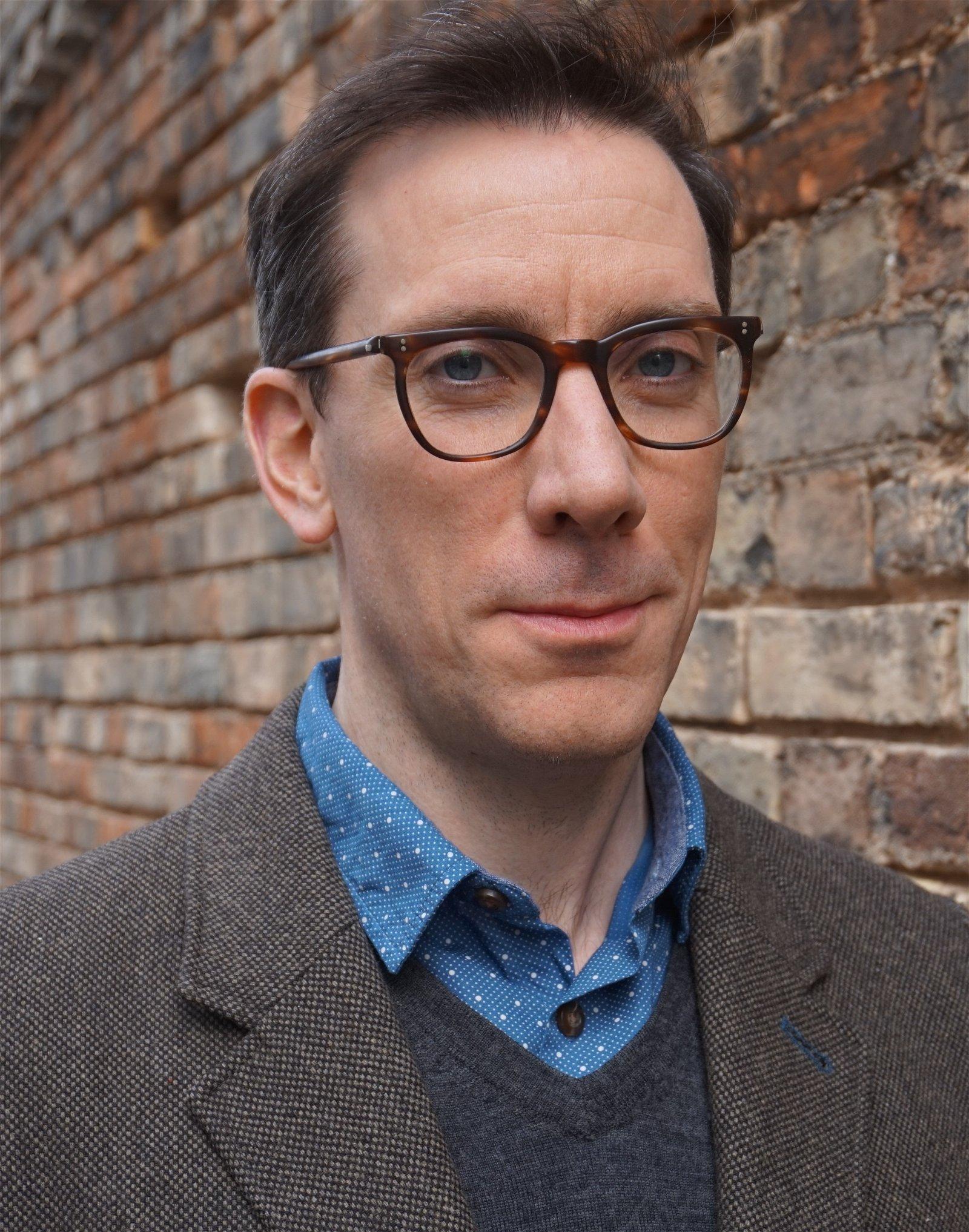 Geoff White Speaker