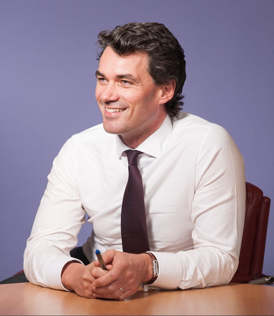 Gavin Patterson Speaker