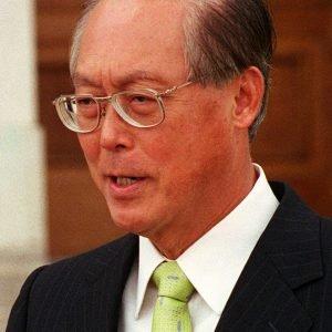 Goh Chok Tong Speaker