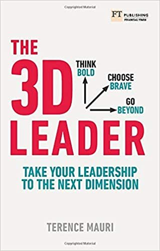 Terence Mauri the 3d leader