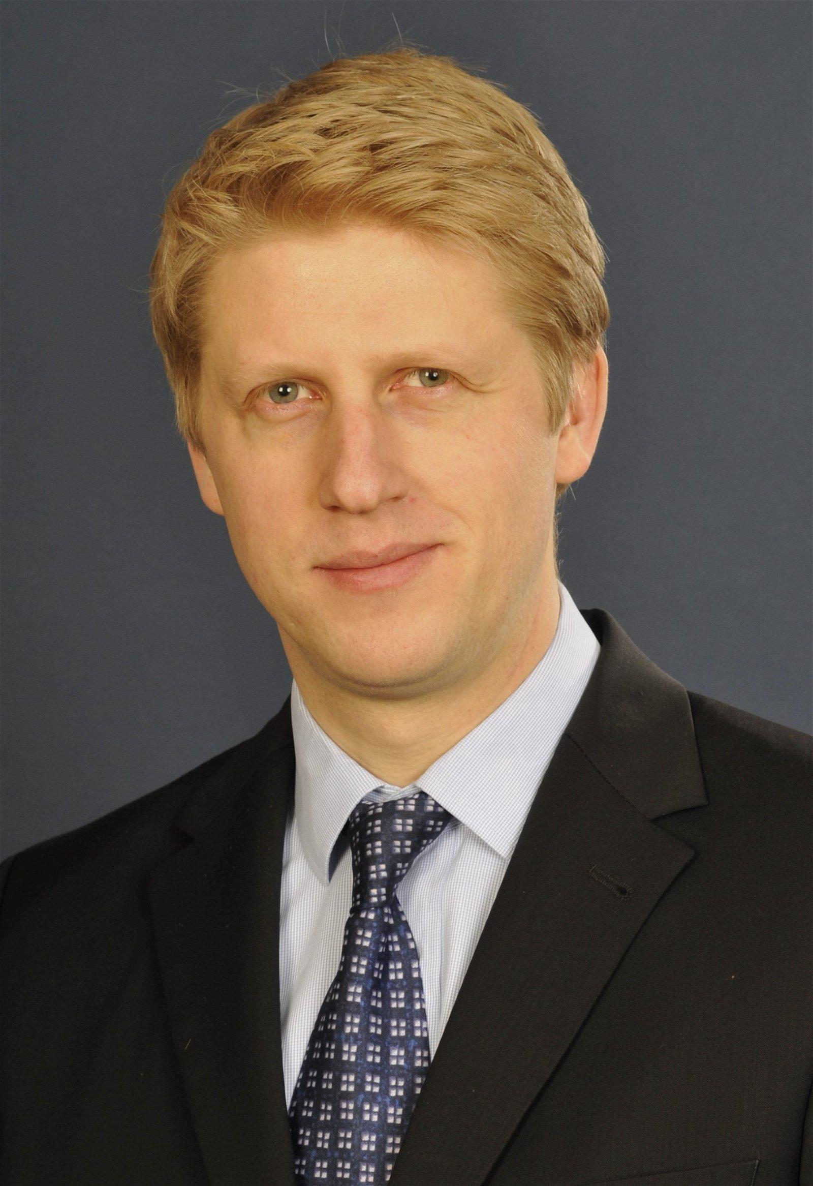Jo Johnson Speaker
