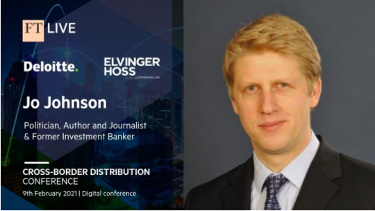 Keynote Interview | FT Financial Services Conference - Jo Johnson