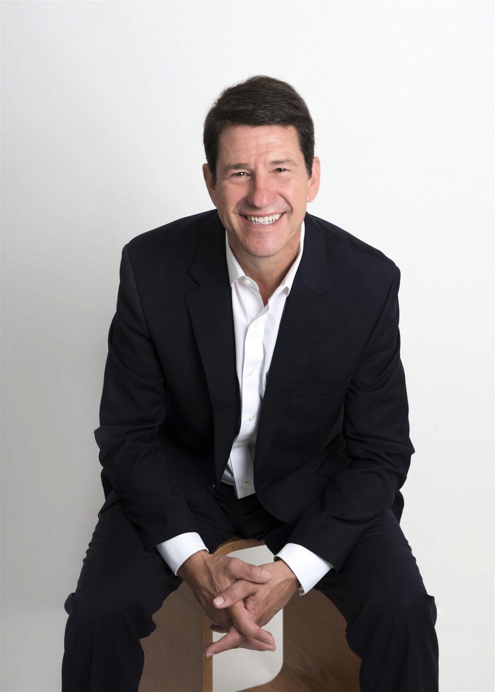Nick Saunders Speaker