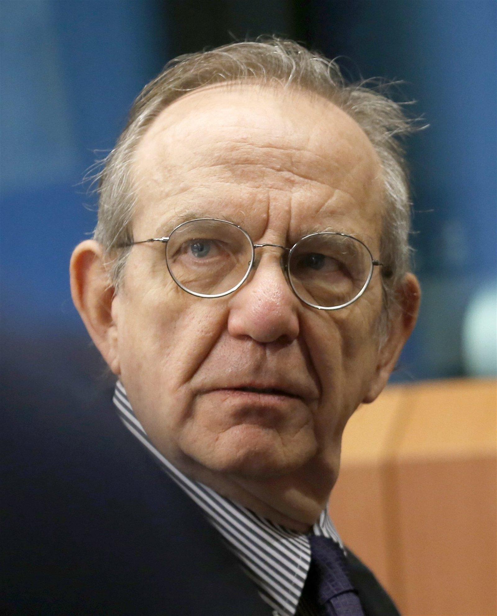 Pier Carlo Padoan speaker
