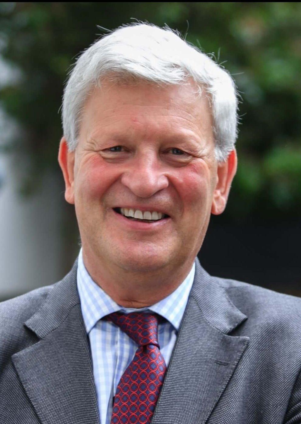 Sir Simon Mayall Speaker