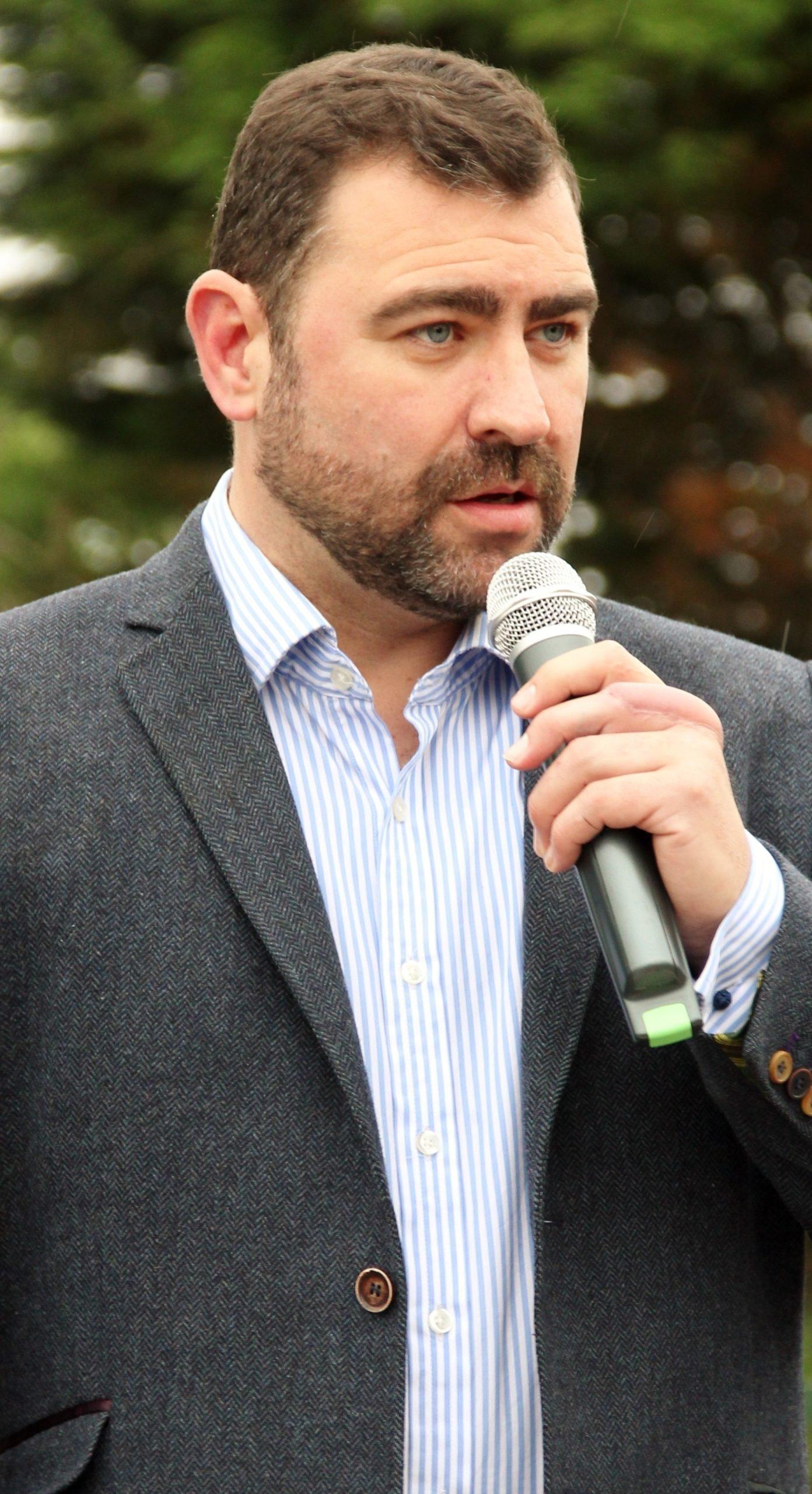 Andy Reid MBE Speaker